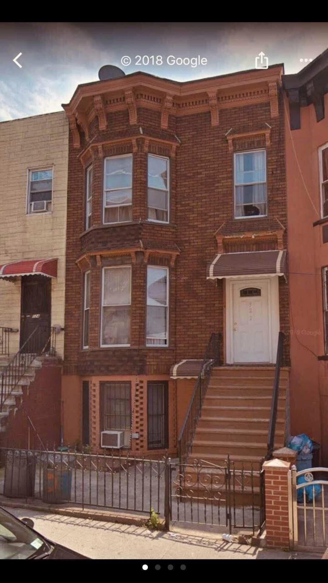 5大道 51街 合法2家庭当3家庭用,地面3层加土库