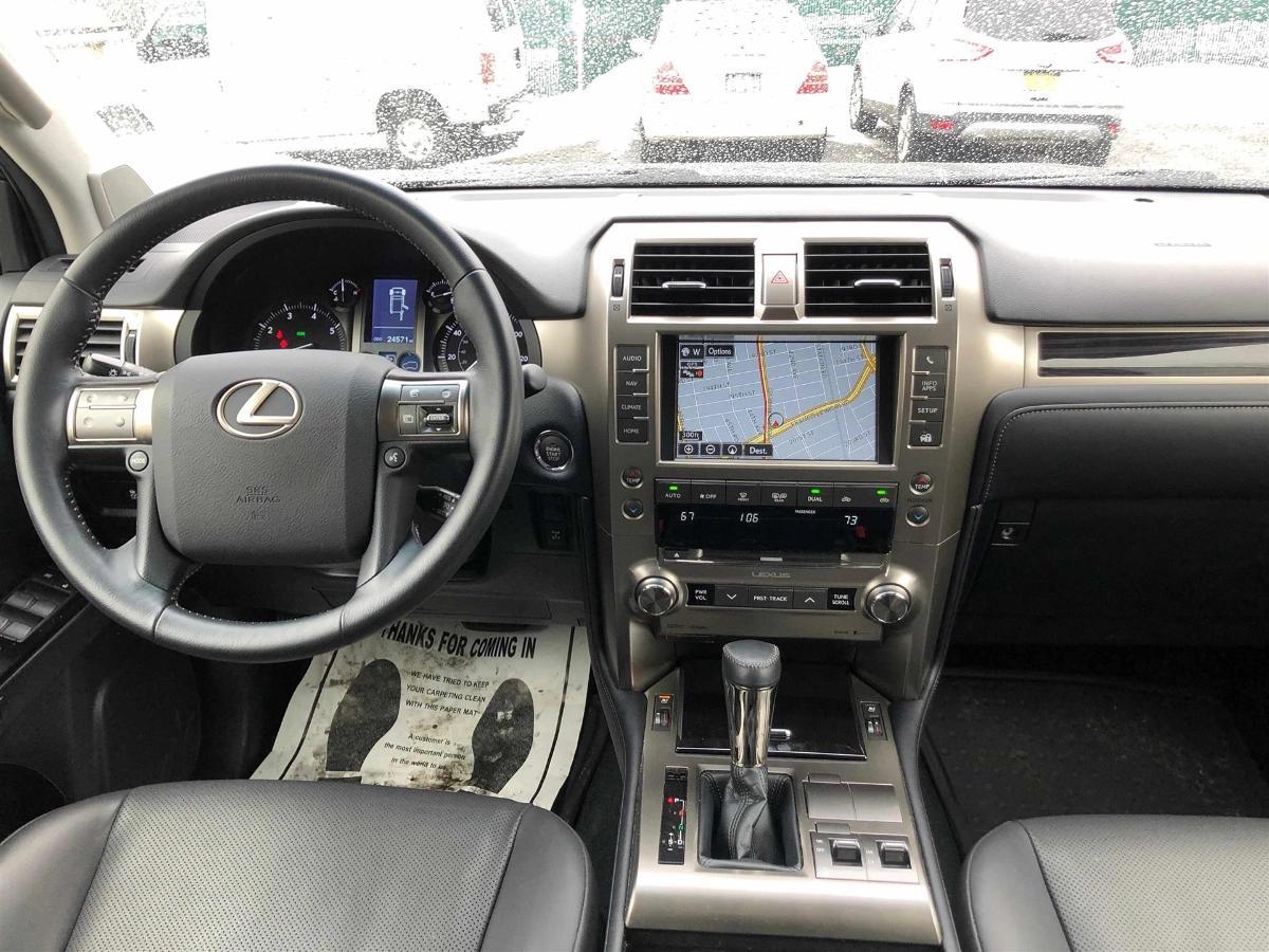 2018 Lexus GX460 AWD 只开了25000 miles 中高配, 一首车主 无事故