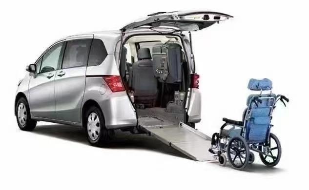 时代车行大量轮椅车现货 无迈数车,可以登记TLC车牌