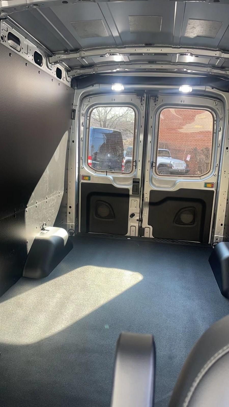 现货货车,2020 ford transit 250 cargo van 中鼎加长版