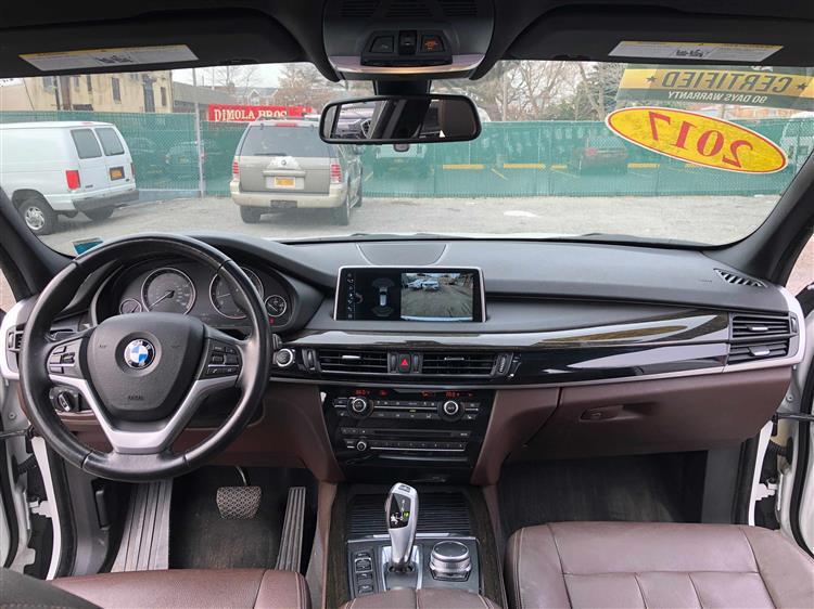2017 BMW X5 xdrive 35I 只开了41000 miles 中高配, 有全景天窗 导航 前后雷达西座椅加热等等